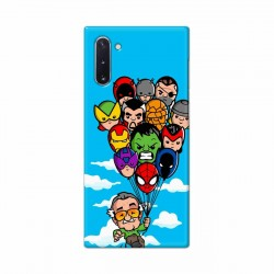Buy Samsung Galaxy Note 10 Excelsior Mobile Phone Covers Online at Craftingcrow.com