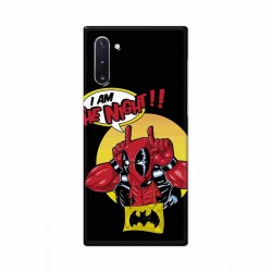 Buy Samsung Galaxy Note 10 I am the Knight Mobile Phone Covers Online at Craftingcrow.com