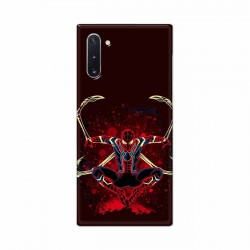 Buy Samsung Galaxy Note 10 Iron Spider Mobile Phone Covers Online at Craftingcrow.com