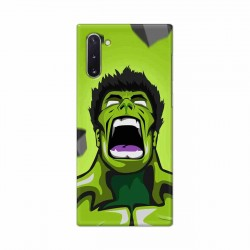 Buy Samsung Galaxy Note 10 Rage Hulk Mobile Phone Covers Online at Craftingcrow.com