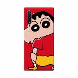 Buy Samsung Galaxy Note 10 Shin Chan Mobile Phone Covers Online at Craftingcrow.com