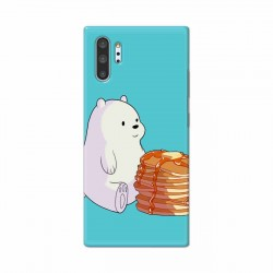 Buy Samsung Galaxy Note 10 Pro Bear and Pan Cakes Mobile Phone Covers Online at Craftingcrow.com