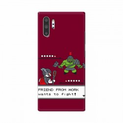 Buy Samsung Galaxy Note 10 Pro Friend From Work Mobile Phone Covers Online at Craftingcrow.com