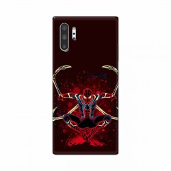 Buy Samsung Galaxy Note 10 Pro Iron Spider Mobile Phone Covers Online at Craftingcrow.com
