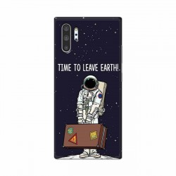 Buy Samsung Galaxy Note 10 Pro Time to Leave Earth Mobile Phone Covers Online at Craftingcrow.com