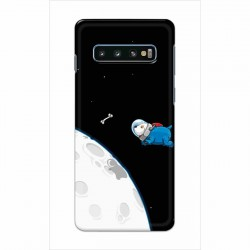 Buy Samsung Galaxy S10 Space Doggy Mobile Phone Covers Online at Craftingcrow.com