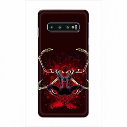 Buy Samsung Galaxy S10 Plus Iron Spider Mobile Phone Covers Online at Craftingcrow.com