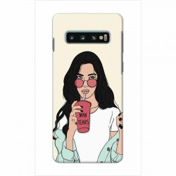 Buy Samsung Galaxy S10 Plus Man Tears Mobile Phone Covers Online at Craftingcrow.com