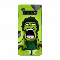 Buy Samsung Galaxy S10 Plus Rage Hulk Mobile Phone Covers Online at Craftingcrow.com