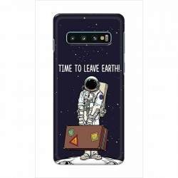Buy Samsung Galaxy S10 Plus Time to Leave Earth Mobile Phone Covers Online at Craftingcrow.com