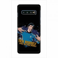 Buy Samsung Galaxy S10 Plus Trek Yourslef Mobile Phone Covers Online at Craftingcrow.com