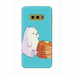 Buy Samsung Galaxy S10e Bear and Pan Cakes Mobile Phone Covers Online at Craftingcrow.com