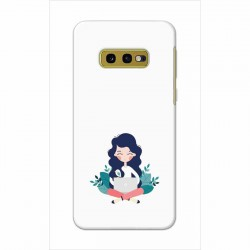 Buy Samsung Galaxy S10e Busy Lady Mobile Phone Covers Online at Craftingcrow.com