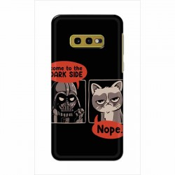 Buy Samsung Galaxy S10e Not Coming to Dark Side Mobile Phone Covers Online at Craftingcrow.com