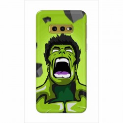 Buy Samsung Galaxy S10e Rage Hulk Mobile Phone Covers Online at Craftingcrow.com