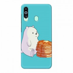 Buy Samsung M40 Bear and Pan Cakes Mobile Phone Covers Online at Craftingcrow.com