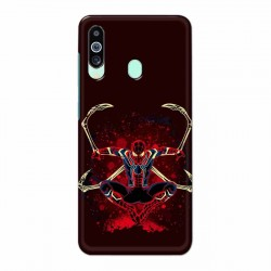 Buy Samsung M40 Iron Spider Mobile Phone Covers Online at Craftingcrow.com