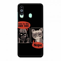 Buy Samsung M40 Not Coming to Dark Side Mobile Phone Covers Online at Craftingcrow.com