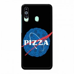 Buy Samsung M40 Pizza Space Mobile Phone Covers Online at Craftingcrow.com