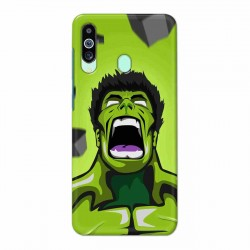 Buy Samsung M40 Rage Hulk Mobile Phone Covers Online at Craftingcrow.com