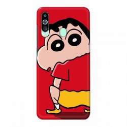Buy Samsung M40 Shin Chan Mobile Phone Covers Online at Craftingcrow.com