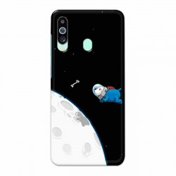 Buy Samsung M40 Space Doggy Mobile Phone Covers Online at Craftingcrow.com