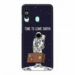 Buy Samsung M40 Time to Leave Earth Mobile Phone Covers Online at Craftingcrow.com
