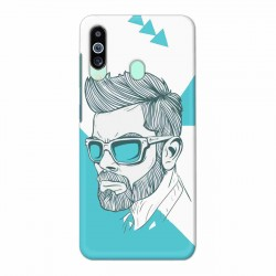 Buy Samsung M40 Kohli Mobile Phone Covers Online at Craftingcrow.com