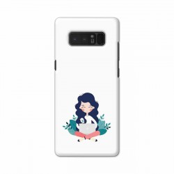 Buy Samsung Note 8 Busy Lady Mobile Phone Covers Online at Craftingcrow.com