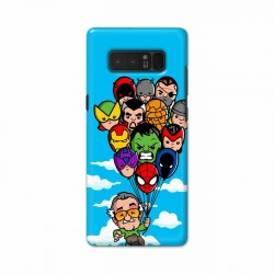 Buy Samsung Note 8 Excelsior Mobile Phone Covers Online at Craftingcrow.com