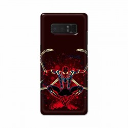 Buy Samsung Note 8 Iron Spider Mobile Phone Covers Online at Craftingcrow.com