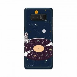 Buy Samsung Note 8 Space DJ Mobile Phone Covers Online at Craftingcrow.com
