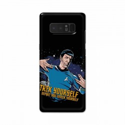 Buy Samsung Note 8 Trek Yourslef Mobile Phone Covers Online at Craftingcrow.com