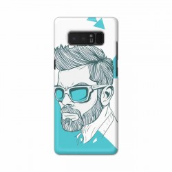 Buy Samsung Note 8 Kohli Mobile Phone Covers Online at Craftingcrow.com
