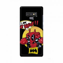 Buy Samsung Note 9 I am the Knight Mobile Phone Covers Online at Craftingcrow.com