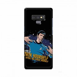 Buy Samsung Note 9 Trek Yourslef Mobile Phone Covers Online at Craftingcrow.com