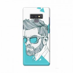 Buy Samsung Note 9 Kohli Mobile Phone Covers Online at Craftingcrow.com
