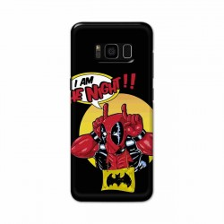 Buy Samsung S8 I am the Knight Mobile Phone Covers Online at Craftingcrow.com