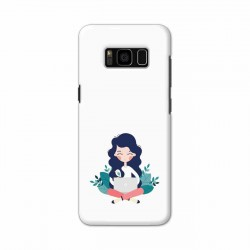 Buy Samsung S8 Plus Busy Lady Mobile Phone Covers Online at Craftingcrow.com