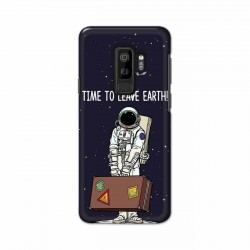 Buy Samsung S9 plus Time to Leave Earth Mobile Phone Covers Online at Craftingcrow.com