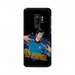 Buy Samsung S9 plus Trek Yourslef Mobile Phone Covers Online at Craftingcrow.com