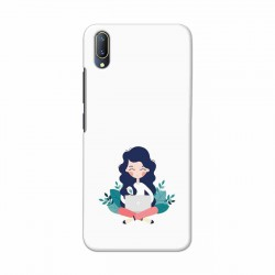 Buy Vivo V11 Busy Lady Mobile Phone Covers Online at Craftingcrow.com