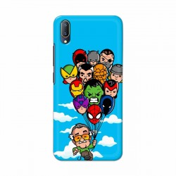 Buy Vivo V11 Excelsior Mobile Phone Covers Online at Craftingcrow.com