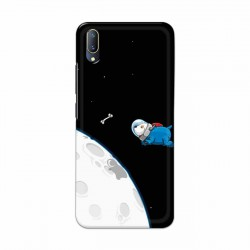 Buy Vivo V11 Space Doggy Mobile Phone Covers Online at Craftingcrow.com