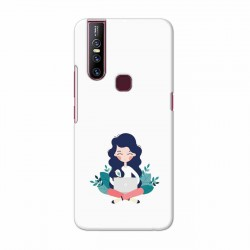 Buy Vivo V15 Busy Lady Mobile Phone Covers Online at Craftingcrow.com