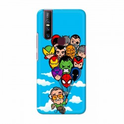 Buy Vivo V15 Excelsior Mobile Phone Covers Online at Craftingcrow.com