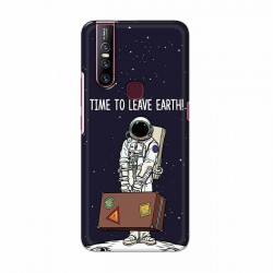 Buy Vivo V15 Time to Leave Earth Mobile Phone Covers Online at Craftingcrow.com
