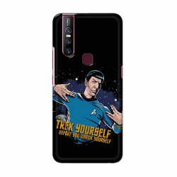 Buy Vivo V15 Trek Yourslef Mobile Phone Covers Online at Craftingcrow.com