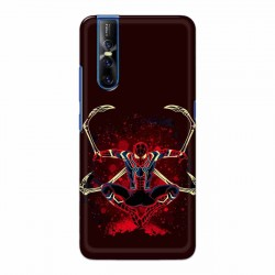 Buy Vivo V15 Pro Iron Spider Mobile Phone Covers Online at Craftingcrow.com
