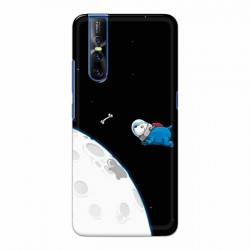 Buy Vivo V15 Pro Space Doggy Mobile Phone Covers Online at Craftingcrow.com